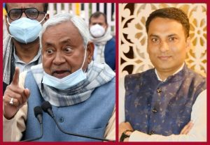 """Rupesh Kumar Singh's murder: CM Nitish Kumar lashes out at media over """"wrong and inappropriate"""" questions"""