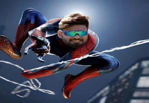 Pant sings Spiderman Spiderman on field; Netizen appeals to make it the official song of Indian Team