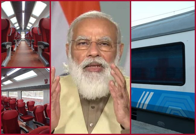 LIVE: PM Modi flags off 8 trains to boost connectivity to Statue of Unity