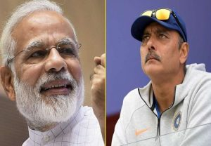 PM Modi's words will further strengthen Team India, say Ravi Shastri