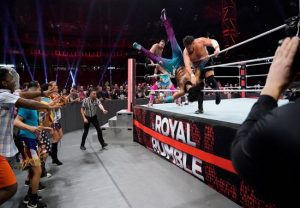 WWE Royal Rumble 2021 Live streaming: When and where to watch, start times, full card
