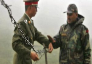 Chinese soldier held on Indian side of LAC in Ladakh