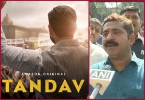 Tandav Row: BJP MLA Ram Kadam lodges complaint against the makers of web series for allegedly insulting Hindu Gods