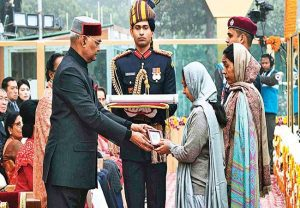 List of President's Medals to Fire Service, Home Guards Civil Defence personnel on the occasion of Republic Day 2021
