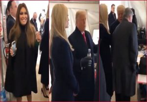 Just before US Capitol siege, Trump and his family seen 'partying' (VIDEO)