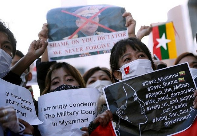 Myanmar military says elections will be held after 1 year of emergency: Report