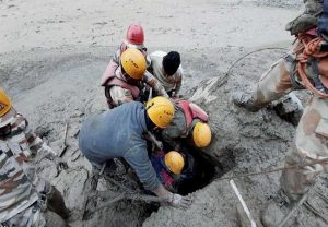 Watch: Dramatic rescue of man from tunnel by ITBP in Uttarakhand