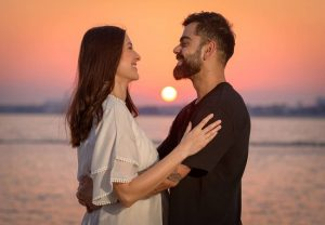 """Forever And Beyond"": Anushka Sharma shares endearing romantic sunset picture with Virat Kohli"