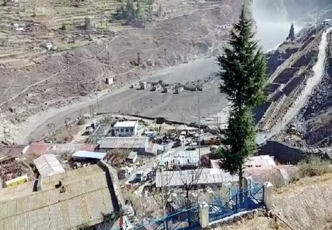 Avalanche in Uttarakhand: Chamoli district triggers flood, 150 labourers missing