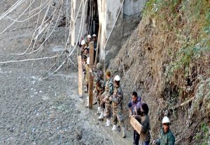 Avalanche in Uttarakhand: ITBP rescues all 16 people trapped in Tapovan tunnel