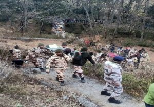 Uttarakhand avalanche: Over 200 people feared missing, rescue operation underway