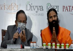 IMA seeks explanation from Union Health Minister for promoting Patanjali's Coronil