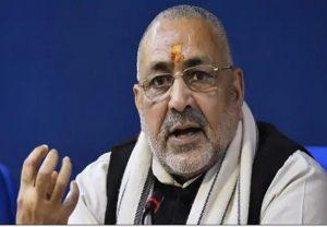 Toolkit case: BJP tears into Oppn for stoking row over Disha Ravi's arrest, Giriraj Singh asks 'how old was Ajmal Kasab?'
