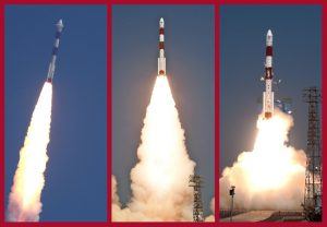 ISRO's PSLVC51 lifts off successfully | Stunning glimpses
