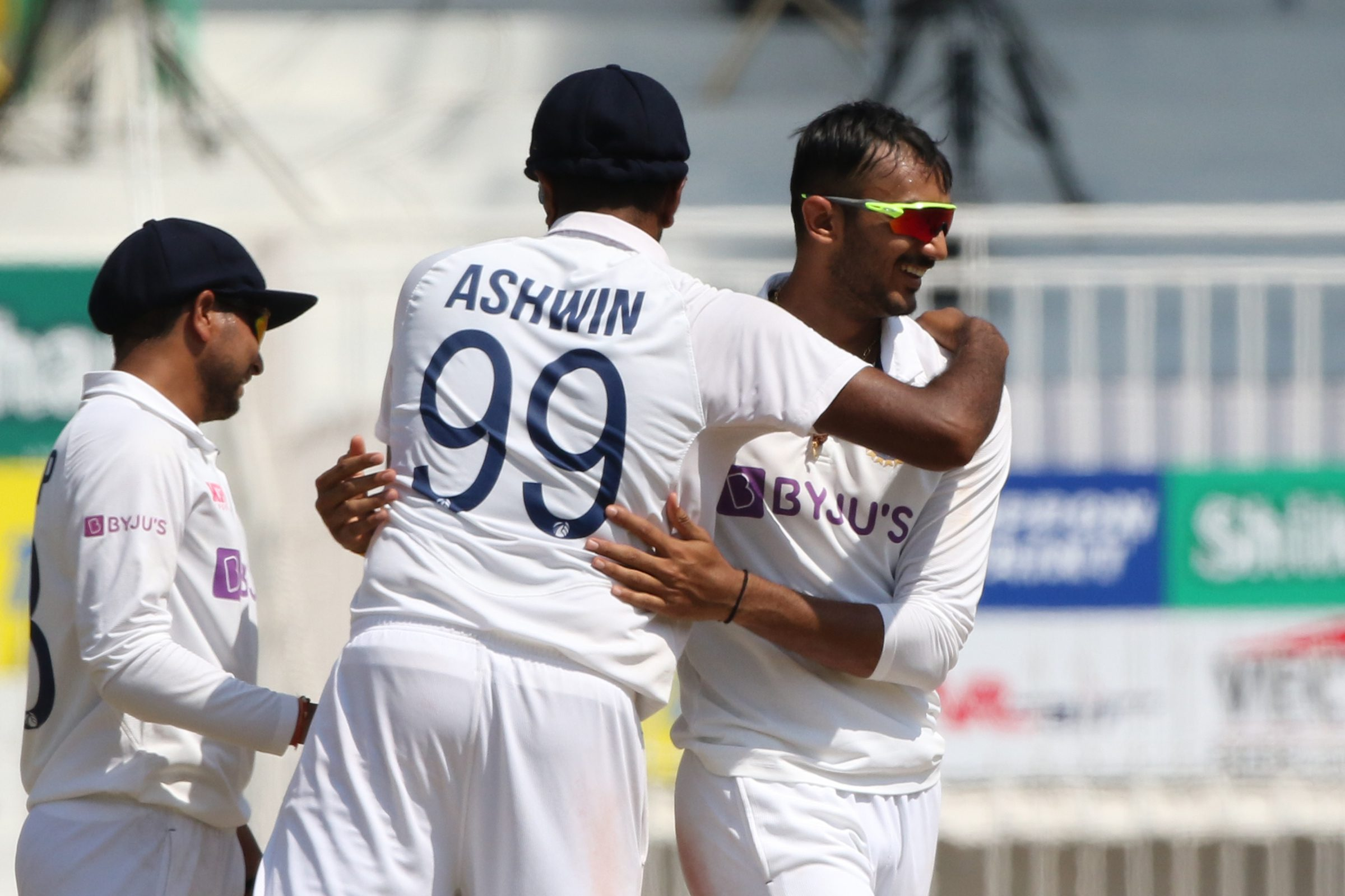 INDvENG 2nd Test: India win by 317 runs