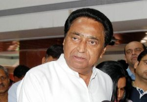 Narrow escape for Kamal Nath, Congress leaders after elevator drops