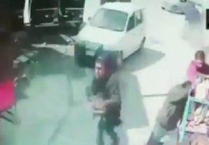 Terrorist opens fire in Srinagar's Barzulla in broad daylight, brazen attack caught on camera (VIDEO)