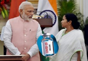 'Want to vaccinate Bengal free of cost': Mamata writes to PM Modi, seeks help in procuring vaccine