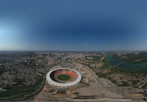 Narendra Modi Stadium in Gujarat, world's largest, gears up to host 3rd India-Eng Test match