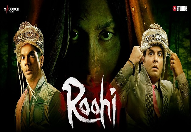 'Roohi' trailer: Witness a spooky wedding as Jahnvi Kapoor turns bride-stealer ghost