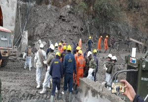 Uttarakhand glacier burst: 15 people rescued, 14 bodies recovered from different locations