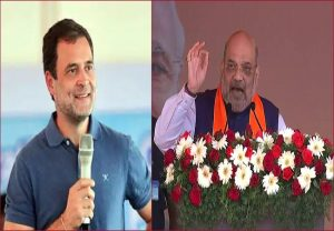 'You were on vacation': Amit Shah slams Rahul Gandhi over fisheries ministry remark