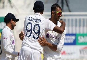 Ind vs Eng, 3rd Test: India need 49 runs to win after Axar and Ashwin spin show