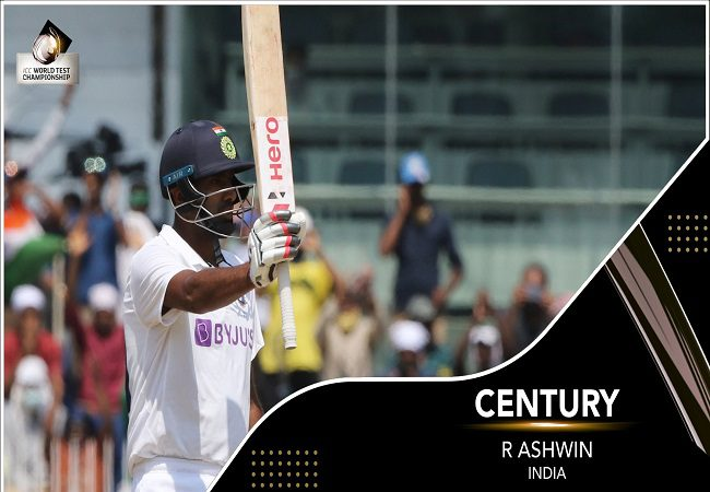IND vs ENG, 2nd Test: R Ashwin hits 5th Test century as England toil