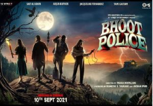 Bhoot Police to release on Sep 10; Kareena Kapoor shares poster of horror comedy