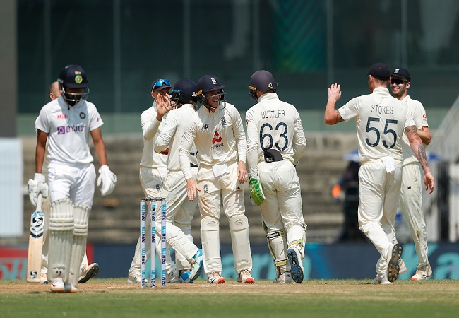 India vs England: ENG crush IND by 227 runs win to take 1-0 lead