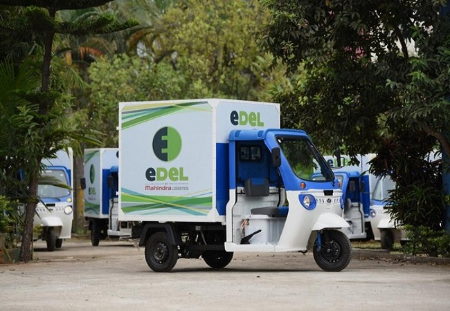 Flipkart to deploy more than 25,000 EVs in supply chain