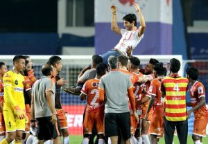 ISL 7: Goa hold Hyderabad to enter playoffs for a record sixth time | Full highlights