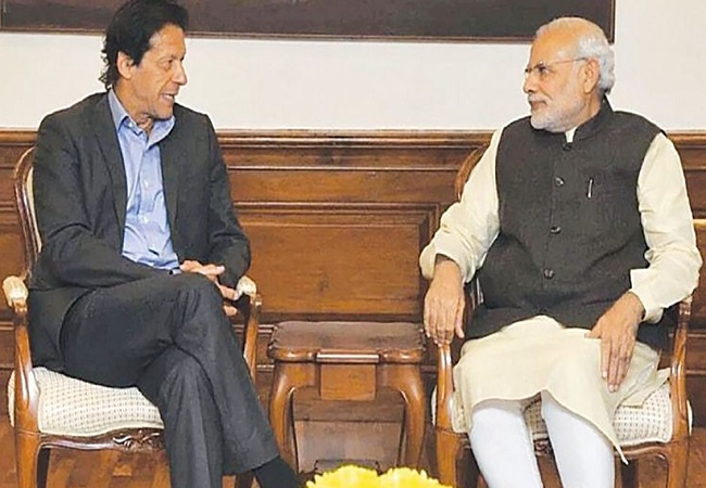 Approached PM Modi when I came into power: Imran Khan