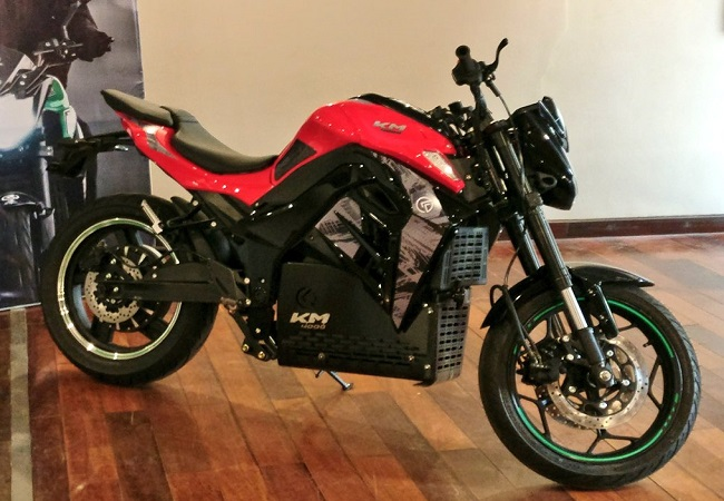 Kabira Mobility launches KM3000 & KM4000; India's fastest electric bikes