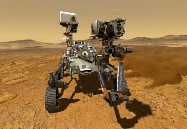 What to expect when the Mars 2020 Perseverance rover arrives at the Red Planet