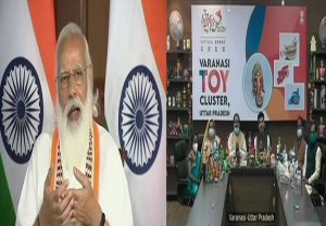 Watch: PM Modi inaugurates India Toy Fair 2021
