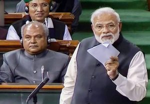 WATCH: PM Modi's reply to the Motion of Thanks on the President's Address