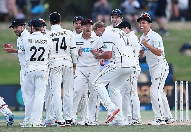 This is how New Zealand qualified for inaugural World Test Championship final