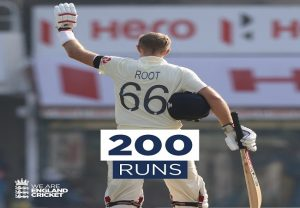 Joe Root becomes 1st batsman to score 200 in 100th Test