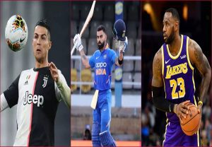 Top 5 team sports to watch out in 2021
