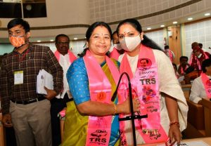 GHMC polls: TRS candidate bags Mayor's seat with AIMIM extending last-minute support