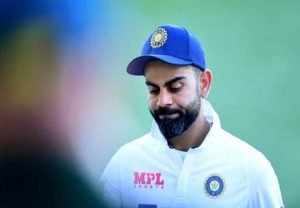 India suffer 4th successive test loss under Virat Kohli's captaincy