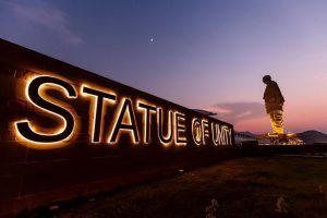Statue of Unity crosses 5 million visitors mark in just 553 working days