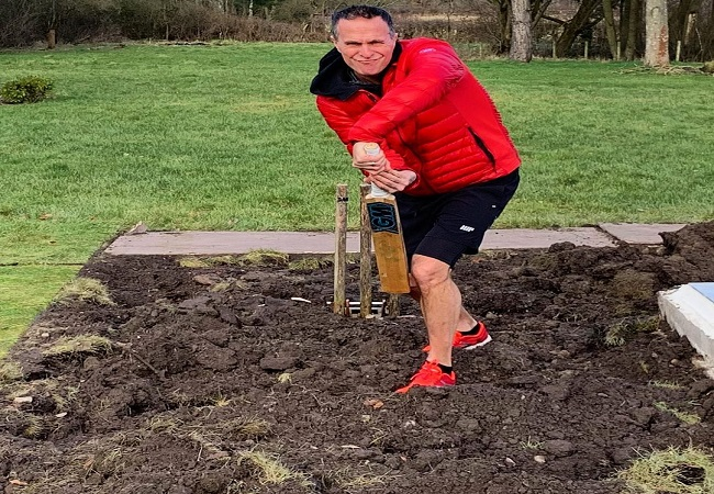 India vs England: Michael Vaughan takes a dig at the pitch ahead of fourth Test, gets trolled