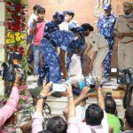Bihar: High drama in the Assembly after Opposition MLAs create ruckus over police bill, lathi-charged- See Pics