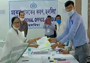 West Bengal assembly election 2021 LIVE: Mamata Banerjee files nomination from Nandigram