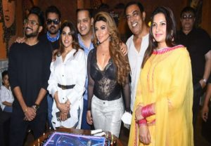 Rakhi Sawant hosts party for 'Bigg Boss 14' contestants; see here