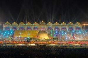 5 years to the event of the decade – World Culture Festival
