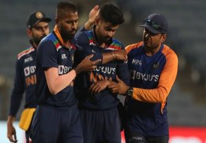 Injured Shreyas Iyer ruled out of remaining ODIs, set to miss entire IPL 2021