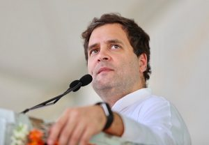 Congress leader Rahul Gandhi tested positive for Covid19 with mild symptoms